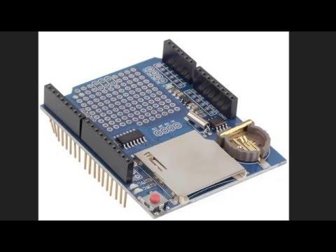 Arduino Data logging shield V1.0