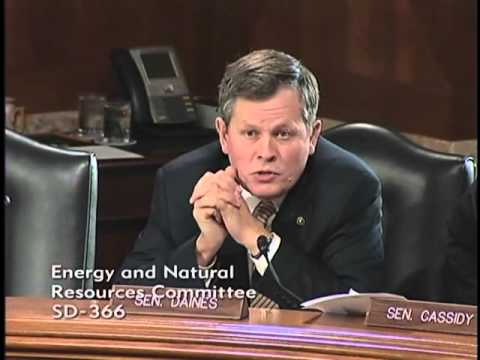 Daines Works to Protect American Energy Security
