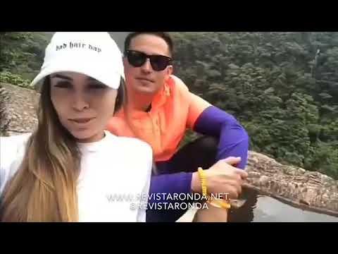 Así le anunció Rosmeri Marval su embarazo a Arán de las Casas