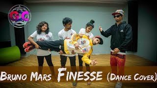 Bruno Mars - Finesse (Remix) Feat. Cardi B | Gyrate Dance Co. Choreography