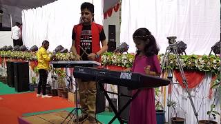 Bollywood Mix Instrumental Live Perform By - Charmy & Prince
