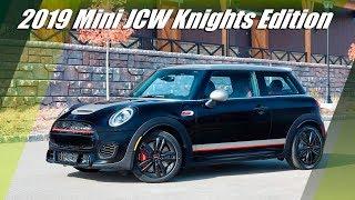2019 Mini JCW Knights Edition US Premiere