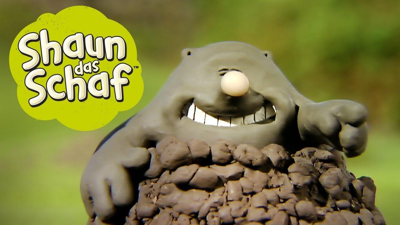 Der Maulwurfshügel Shaun Das Schaf Staffel 1 Ganze Folge Youtube