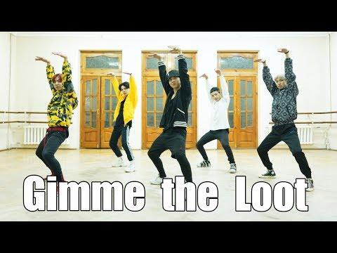 Big Baby Tape - Gimme The Loot | Chuba Choreography | Fam Entertainment