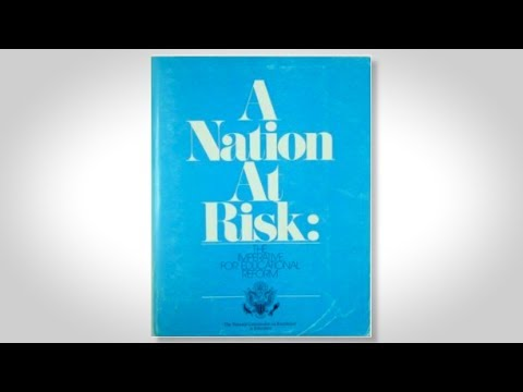 A Nation at Risk: A Clarion Call to Action Continues