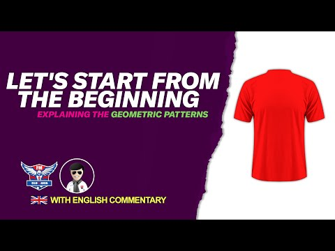 FC'12 Tutorial | Let's start from the beginning | Geometric Patterns