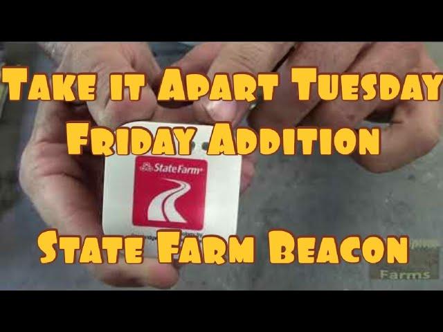 Take It Apart Tuesday Friday Addition State Farm Beacon Youtube