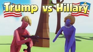 Trump vs Hillary !