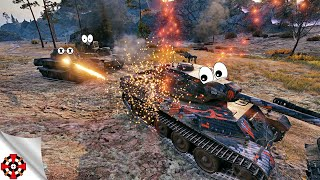 World of Tanks - Funny Moments   RNG Overload! (WoT rng, June 2019)