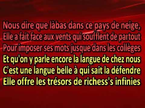 Yves Duteil   La Langue De Chez Nous