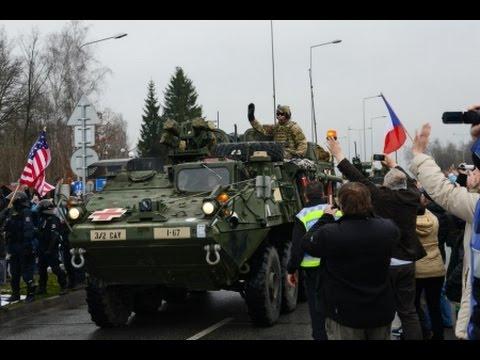 Operation Dragoon Ride crosses the Czech Republic