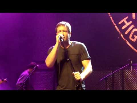 David Duchovny San Diego Concert - Roman Coin (New Song)