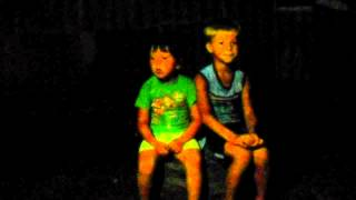 Про дурочка!!! Егор (8 лет) и Даша (5 лет)!!!!