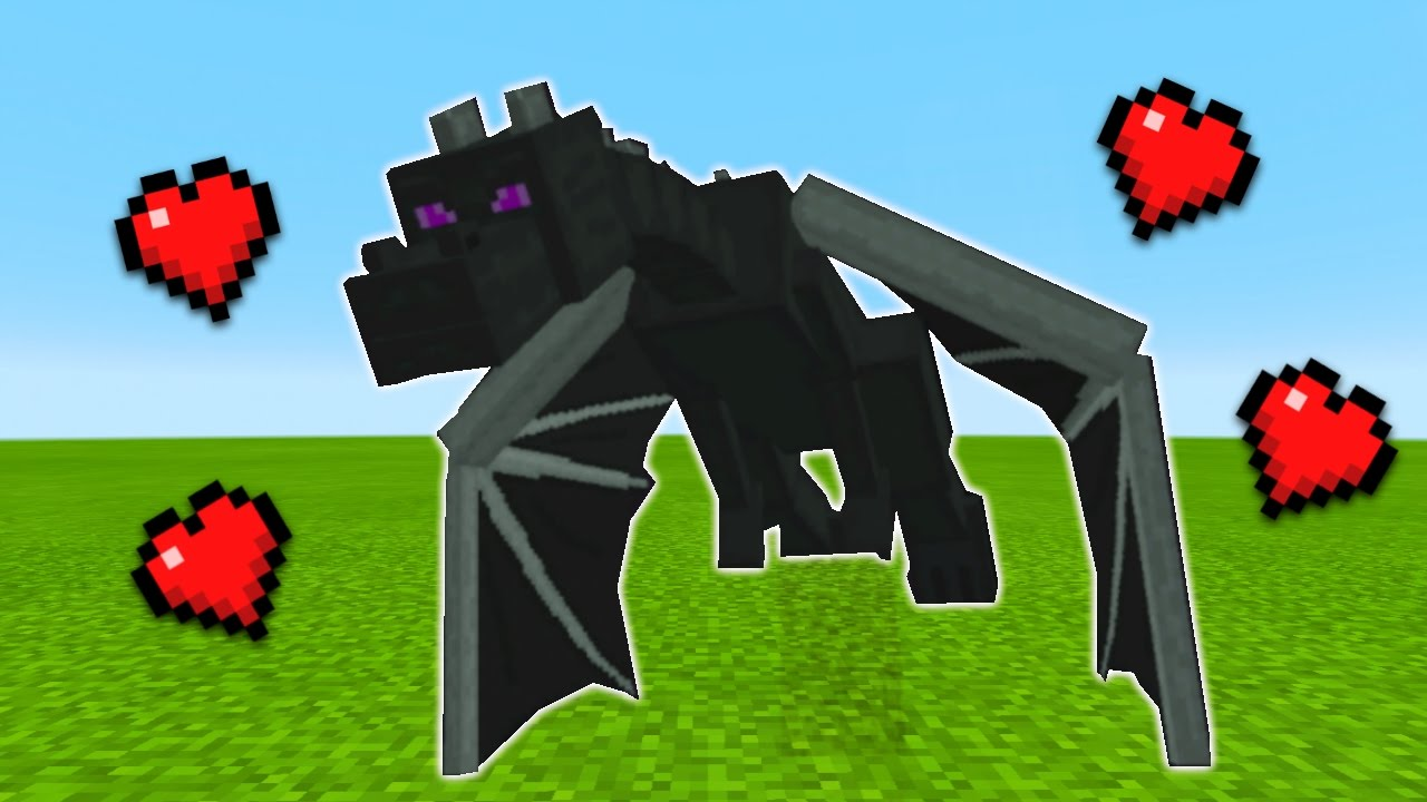How To Tame The Ender Dragon In Minecraft Pocket Edition Rideable Three Way Switch Addon