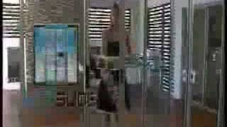 Automatic Door, Autoslide For Balcony Door, Room Divider, Kitchen Door