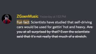 Fun Facts With Discord #5