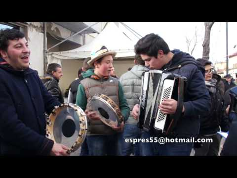 Montemarano AV, il Carnevale 2017
