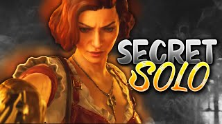 Speedrun SECRET de Dead of the Night SOLO : 1:07:28 (Black ops 4 Zombies)