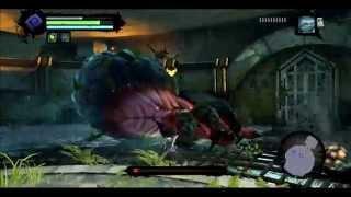 Darksider 2 - CARCINO - Walkthrough - PC Gameplay HD