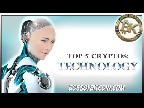 Top 5 Crypto Currency for 2018 ⭐ BK Crypto Trader | BossofBitcoin.com