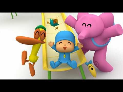 Pocoyo - 60 minuti di cartone animato educativo per i bambini  [9]   Cartoni animati