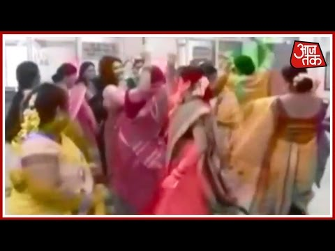 Watch: Mumbai Hospital Staff Dance In The OPD
