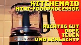 KitchenAid Mini Foodprocessor - Reטiew - German