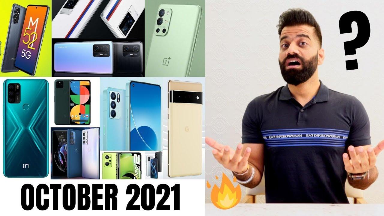 Download Top Upcoming Smartphones - October 2021🔥🔥🔥