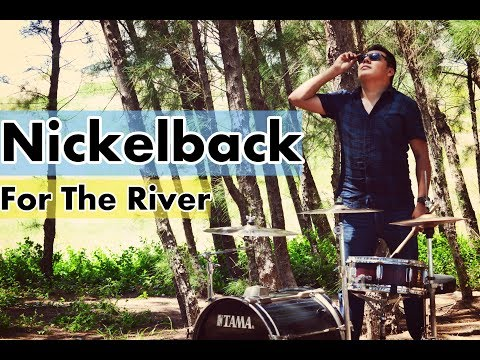 Nickelback - For The River (Drum Cover) Jhonatan Flores (NEW ALBUM-Feed the machine)