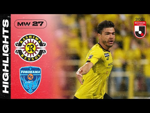 Kashiwa Yokohama FC Goals And Highlights