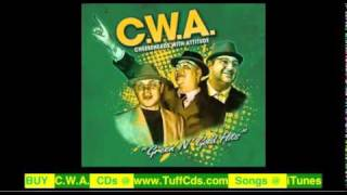 "C.W.A. ""Packer Face"" Cheeseheads With Attitude - Buy CD @ www.TuffCds.com"