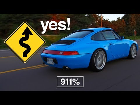 Driving with Porsche 911s   EP036