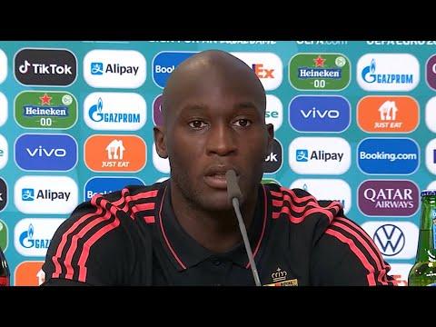 Download Romelu Lukaku On Christian Eriksen Collapse - Belgium 3-0 Russia - Man Of The Match - Euro 2020