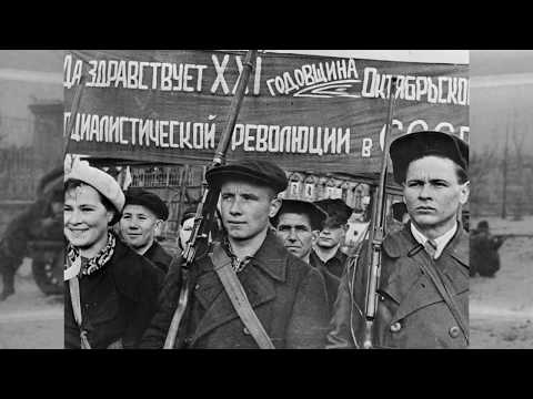 Russian Red Revolution Documentary