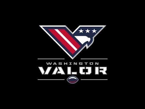 Washington Valor Team Unveiling