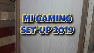 """Mi Gaming Set-Up 2019 """"LOGAN"""""""