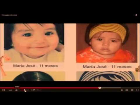 México: Desapariciones de niños y adolescentes