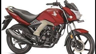Honda CB Unicornio 160 Caminar Alrededor de Revisión de Vídeo