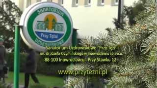 """Sanatorium Uzdrowiskowe """"Przy Tężni"""" w Inowrocławiu (HD)"""