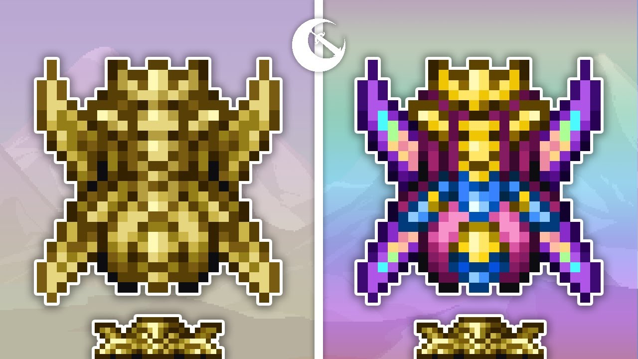 Download What Happens if Master Mode Relics are Colorized? - Terraria