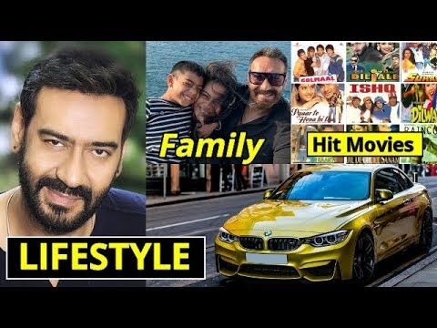 Download Ajay Devgan 2020 Lifestyle, Income, House, Cars, Family, Biography & Net Worth