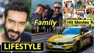 Ajay Devgan 2020 Lifestyle, Income, House, Cars, Family, Biography & Net Worth