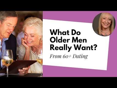 Dating Over 60: What do Single Men Over 60 Really Want? Lisa Copelands Interview