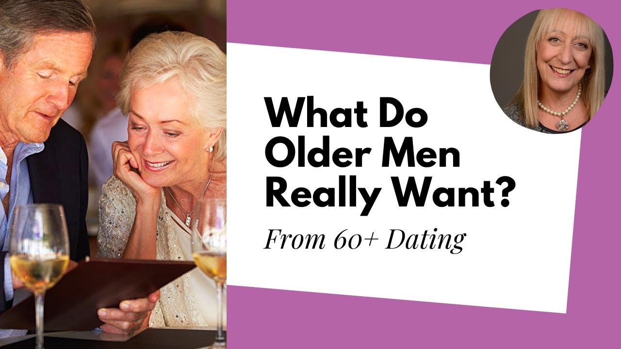 Senior dating tips for men