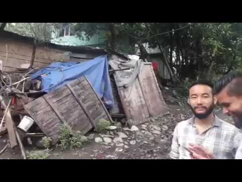 Laten Sherpa at Rangpo mining, below Mamring bridge || 24th May 2018 ||