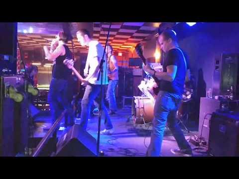 MK UltraViolence- TV Static (Live @ Club St. B 11/24/2017)
