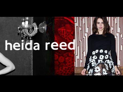 Heida Reed talks Poldark, dramas and Reykjavik
