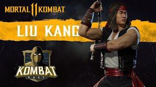 Kombat Kast (Episode 6) Liu Kang, Kung Lao, & Jax Walkthrough.