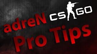 [CS:GO Pro Tips] adreN - Climbing ladders fast