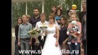 Свадьба Елены Портновой-Лебедевой